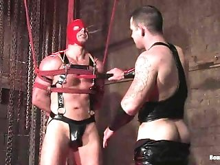 Dak Ramsey Undergoes Pain And Humiliation In Gay Bdsm Scene With Mitch